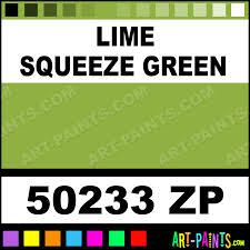 lime squeeze green 1 shot enamel paints 50233 zp lime squeeze
