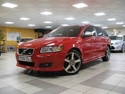 volvo v50 2 0 d r design se 5dr manual for sale in alfreton