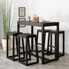 Indoor Bar Table Modern Bar Table Set The How To Build Raised Modern