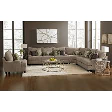 hgtv home design studio at bassett cu 2 santa monica ii upholstery 3 pc sectional value city furniture