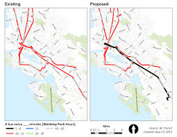 Oakland Map Non Animated Service Expansion Plan Maps Ac Transit