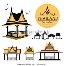 thai restaurant logo flat vector design google search ideas
