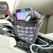 charging station organizer drivercup cell phone holder and charging station organizer for
