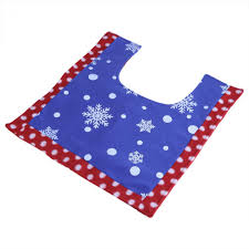 Christmas Bathroom Rugs by Online Get Cheap Christmas Bathroom Decor Aliexpress Com