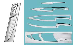 cool kitchen knives cool kitchen tools deglon meeting knife set at home with vallee
