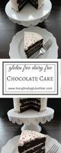 chocolate cake gluten free and dairy free delicious chocolate