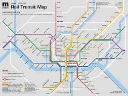 Metrorail Map Cincy Metro Rail Fantasy Map Cincinnati Transit Blog