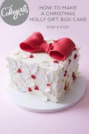 2222 best christmas winter cake images on pinterest xmas cakes