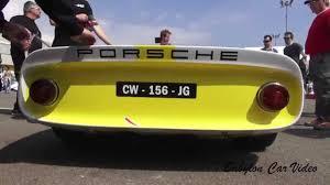porsche 906 carrera porsche 906 carrera 6 start and sound youtube