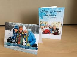 photo greeting cards create personalized folded greeting cards online