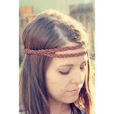 bohemian headbands the boho band strand bohemian braid headband in cogn