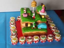 mario cake mario 3d world cake rebrn