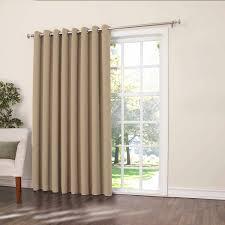 patio doors glamorous patio sliding door curtains curtain panels