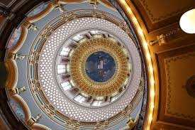 Iowa State Capitol by Wednesday Wanderings Artists And Writers