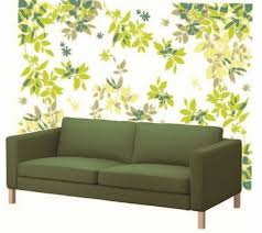 Karlstad Loveseat And Chaise Lounge Pick Of The Week Spring Living Ikea Share Space