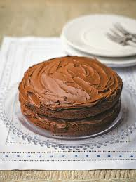 chocolate fudge cake recipe tana ramsay ren behan author