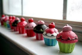 cupcake candles wonderful and wacky how to layered cupcake candles pop