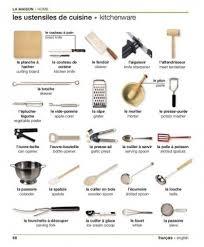 outil cuisine les ustensiles de cuisine et leur nom recherche intended