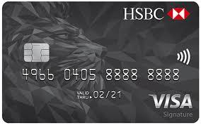persyaratan buat kartu kredit hsbc cara aplikasi kartu kredit hsbc dapatkan promo dan banyak voucher