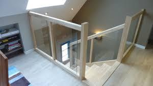 escalier bois design escalier bois inox brest landerneau escaliers sur mesure