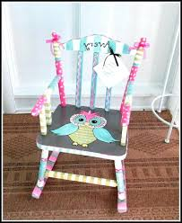 Beach Chair Name Childs Rocking Chair With Name Personalized Beach Chairs And Lawn