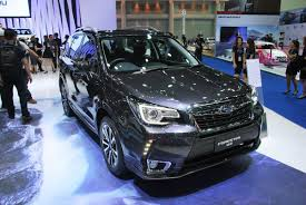 subaru forester xt 2017 2016 subaru forester launched in thailand expected in malaysia in
