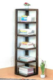 Corner Bookcase Oak Corner Bookcase Corner Bookcases Bookcase Shelves And Bookcases