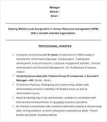 best resume template download human resource administrative assistant resume best resume format
