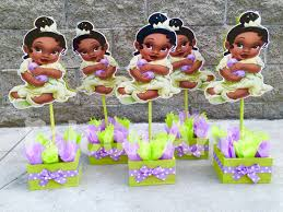princess frog birthday centerpiece baby princess tiana