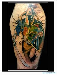 death tattoo art and designs page 3