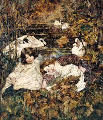 autumn u0027 edward atkinson hornel 1904 tate