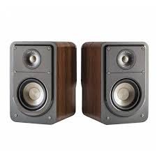 polk audio signature s15 2 way bookshelf speakers pair classic