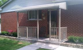 Aluminum Awning Kits Michigan Awnings Mr Enclosure Michigan Sunrooms Awnings
