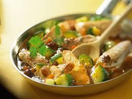 recette de cuisine poulet emincés de poulet façon tajine maggi