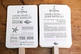 cool wedding programs destination inspired wedding invites weddingvacations