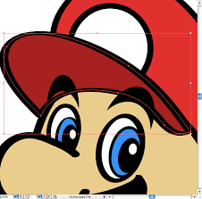 beginner tutorial create super mario u0027s head illustrator
