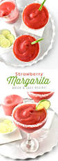 margarita recipes easy frozen strawberry margarita recipe she wears many hats