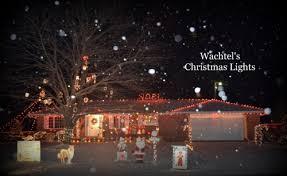 drive through christmas lights ohio wachtel s christmas light display drive thru display in holmes county