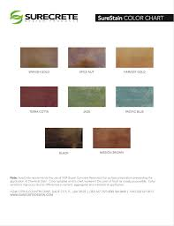 acid stain supplies for concrete floors and decor orlando