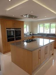 kitchen island extractor suspended ceiling with lights and flat extractor kitchen