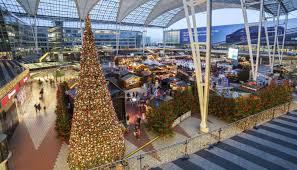 christmas and winter market 2017 munich airport