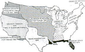 map us expansion manifest destiny