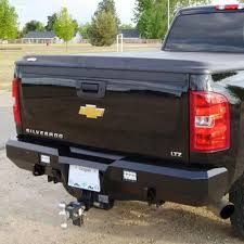 led bumper backup lights fusion bumpers fb 1112chvrb chevy duramax rear bumper this one has