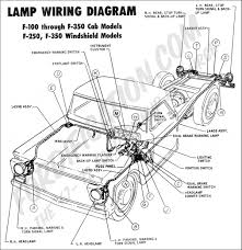 ford truck technical drawings and schematics in 1975 f250 wiring