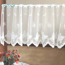 Kitchen Curtains Uk by Lace Cafe Curtains U2013 Teawing Co