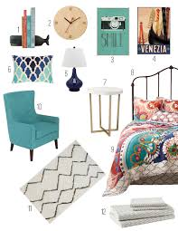 design evolving anthropologie tahla quilt inspired mood board