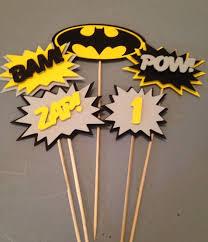 Batman Baby Shower Decorations Best 25 Batman Party Centerpieces Ideas On Pinterest Superhero
