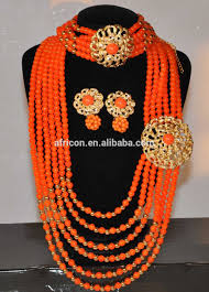african beads necklace sets images Jd002 royal blue latest design beads necklace african beads jpg