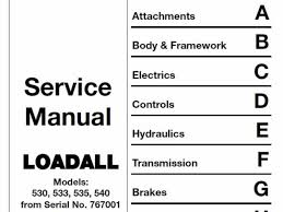 100 jcb 540 manuals diagram free auto repair manuals page