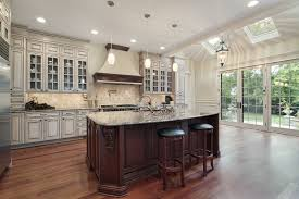 kitchen kitchen with skylights kitchen remodeling contractor